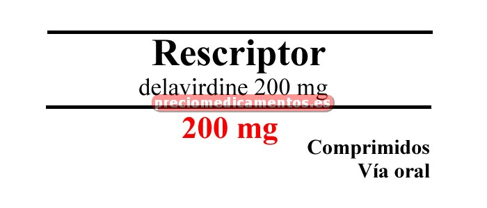 Caja RESCRIPTOR 100 mg 360 comprimidos