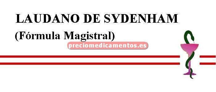 Caja LAUDANO DE SYDENHAM (Fórmula magistral)