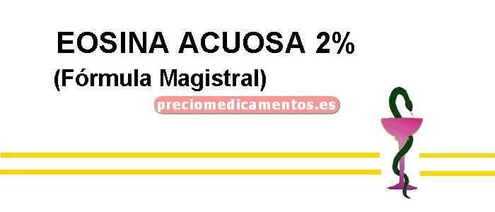 Caja EOSINA 2% solución acuosa 200 ml (F. Magistral)