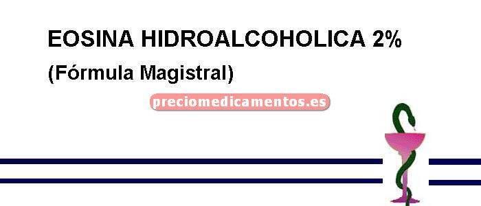 Caja EOSINA 2% solución hidroalcohólica 200 ml (F. M.)