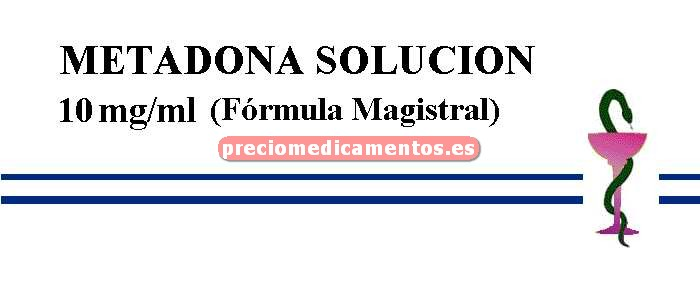 Caja METADONA SOLUCION 10 mg/ml
