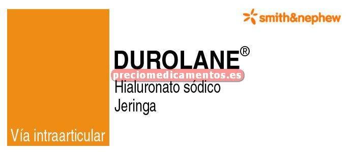 Caja DUROLANE 60 mg 1 jeringa 3 ml
