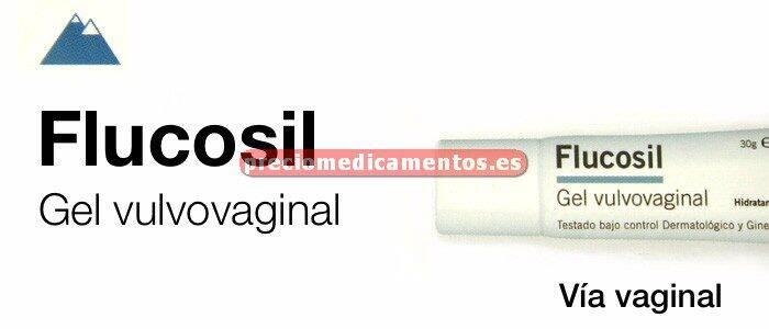 Caja FLUCOSIL gel vulvovaginal 30 g