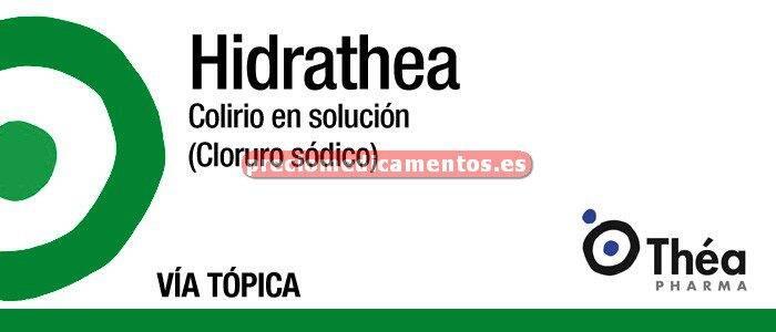 Caja HIDRATHEA 0,9% colirio 10 ml
