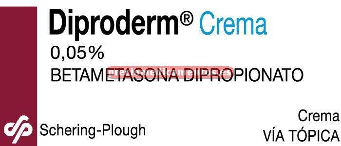 Caja DIPRODERM 0.05% crema 30 g