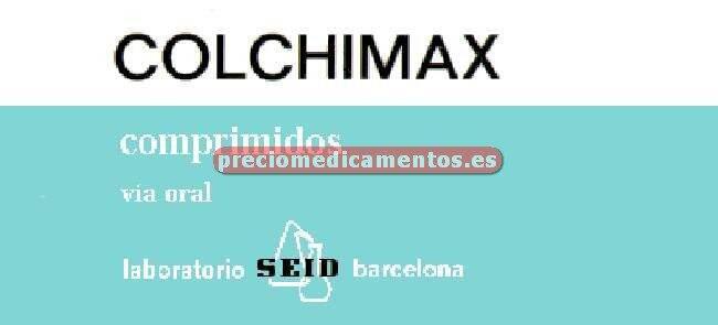 Caja COLCHIMAX 60 comprimidos
