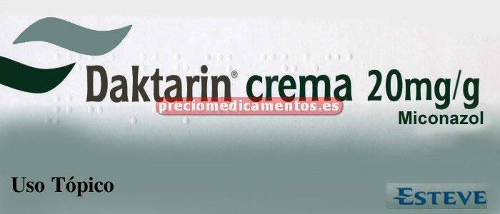 Caja DAKTARIN TOPICO 2% crema 40 g
