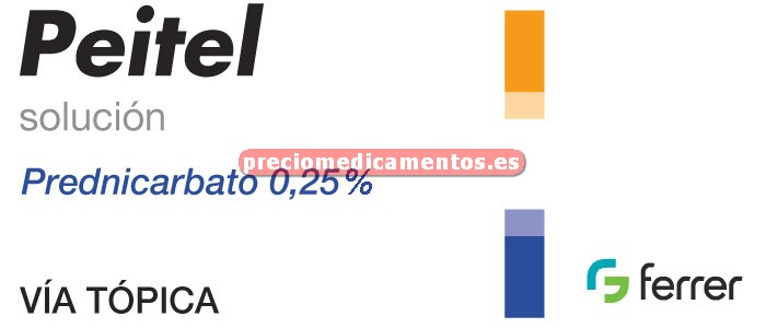 Caja PEITEL 0.25% solución 60 ml