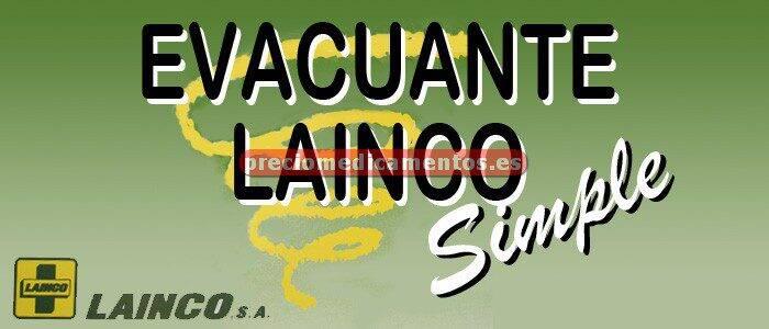 "Caja EVACUANTE LAINCO SIMPLE ""17,75 g"" 16 sobres"