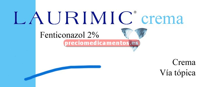 Caja LAURIMIC 2% crema 30 g