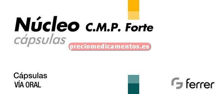 Caja NUCLEO CMP FORTE 30 capsulas