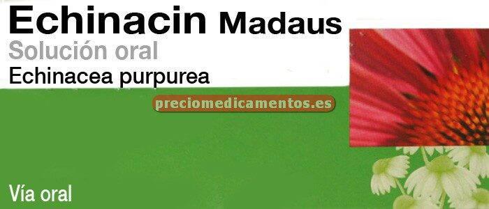 Caja ECHINACIN MADAUS 800mg/ml solución oral 50 ml