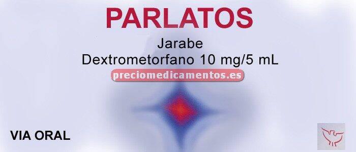 Caja PARLATOS 10 mg/5 ml jarabe 200 ml