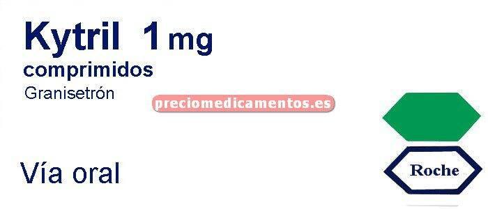 Caja KYTRIL 1 mg 10 comprimidos