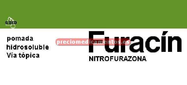 Caja FURACIN 0.2% pomada 30 g