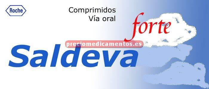 Caja SALDEVA FORTE 10 comprimidos