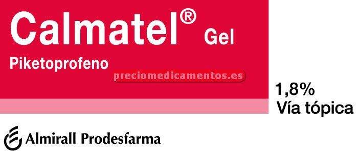 Caja CALMATEL 1.8% gel 60 g