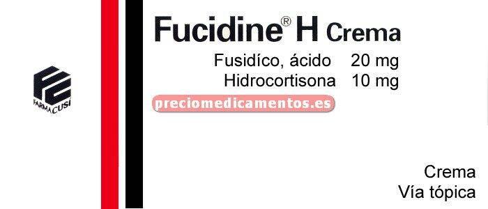 Caja FUCIDINE H crema 30 g
