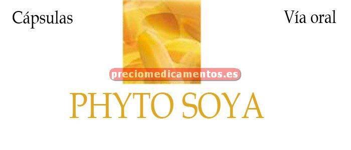 Caja PHYTO SOJA 175 mg 180 cápsulas
