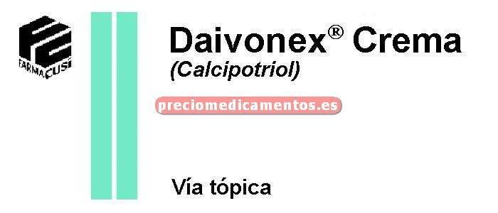Caja DAIVONEX 0.005 % crema 100 g