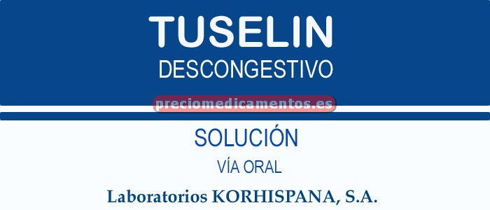 Caja TUSELIN DESCONGESTIVO 200 ml