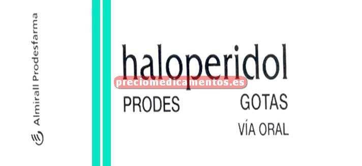 Caja HALOPERIDOL PRODES 2 mg/ml gotas 15 ml