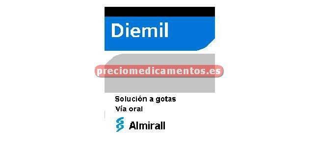 Caja DIEMIL 1 g/5 ml solución 180 ml