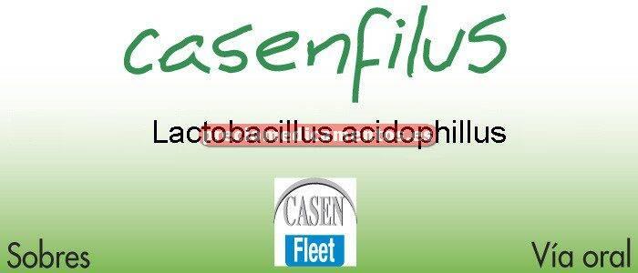 Caja CASENFILUS 2 g 10 sobres