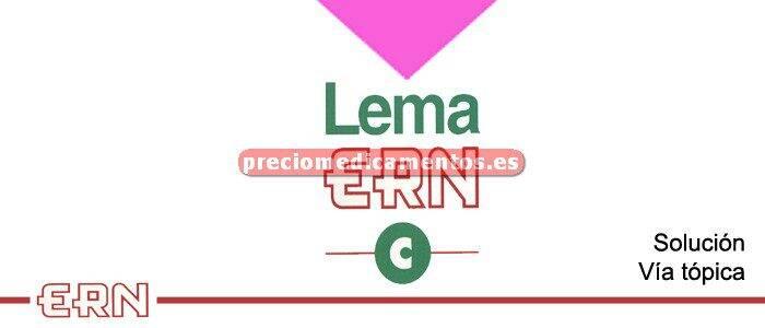 Caja LEMA ERN C polvo para solución 40 g