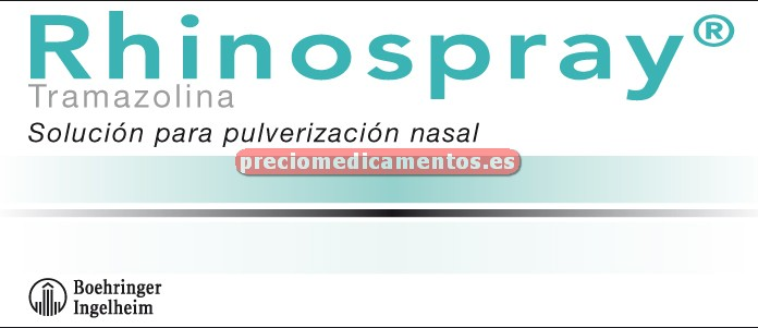 Caja RHINOSPRAY 1,18 mg/ml nebulizador 12 ml
