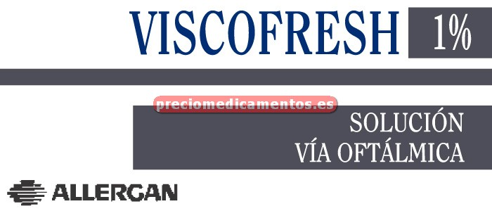 Caja VISCOFRESH 1% 4 mg 10 envases unidosis 0.4 ml