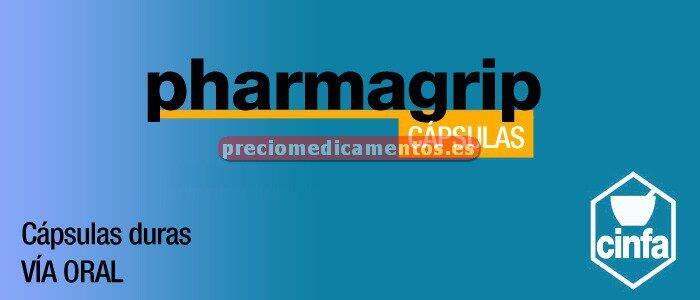 Caja PHARMAGRIP 14 cápsulas