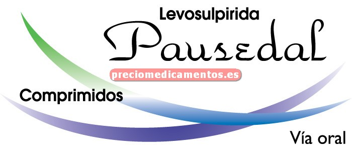 Caja PAUSEDAL 25 mg 30 comprimidos
