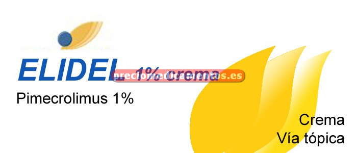 Caja ELIDEL 1% crema 60 g