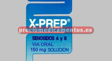 Caja X-PREP 150 mg solución 75 ml