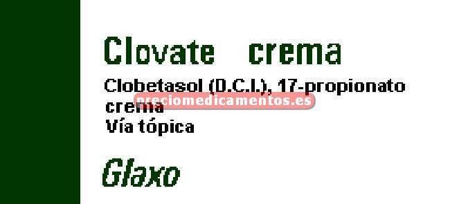 Caja CLOVATE 0.05% crema 30 g