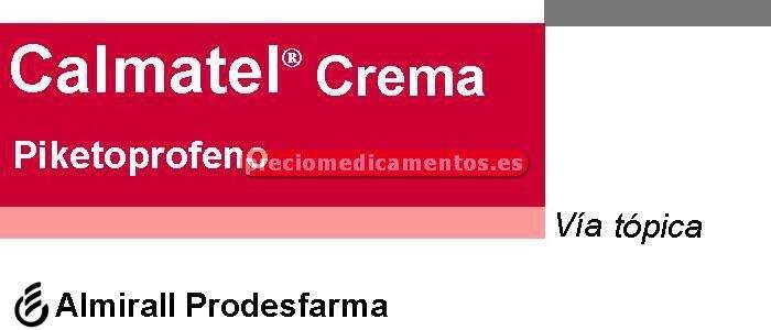 Caja CALMATEL 1.8% crema 60 g