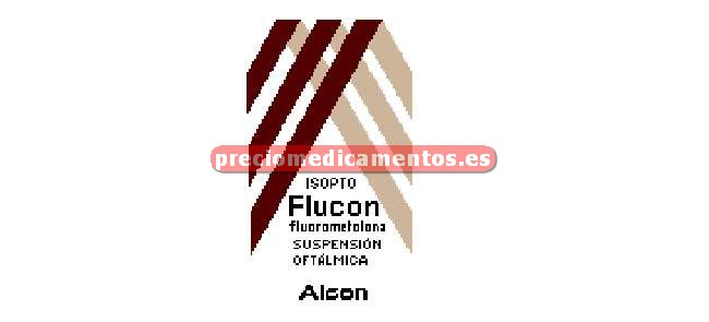 Caja ISOPTO FLUCON 0.1% colirio 5 ml
