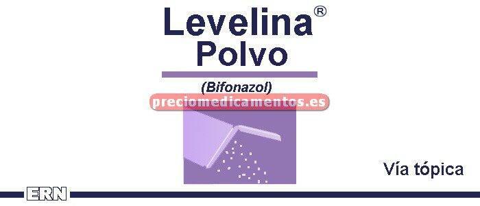 Caja LEVELINA 1% polvo 20 g