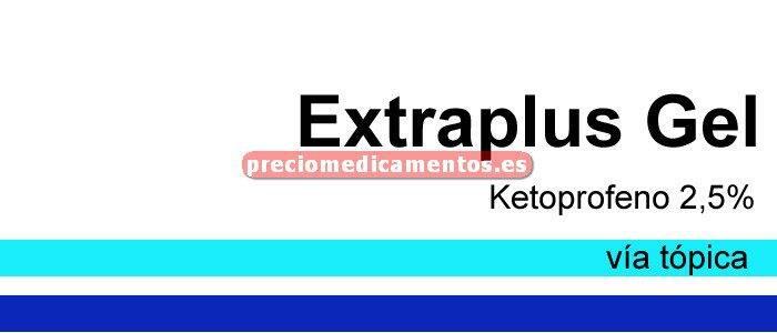 Caja EXTRAPLUS GEL 2.5% gel 60 g