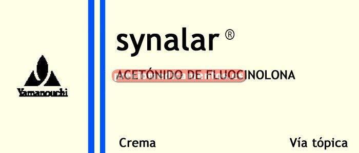 Caja SYNALAR 0.025% crema 30 g