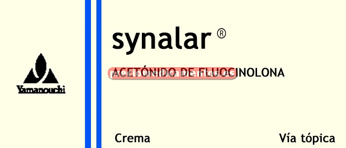 Caja SYNALAR 0.025% crema 60 g