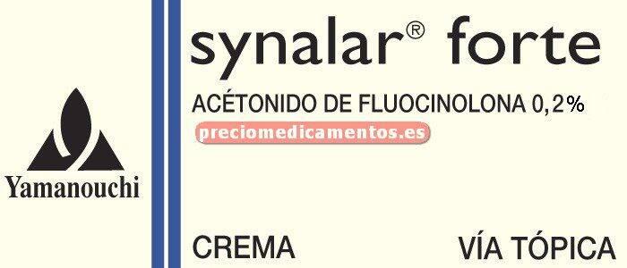 Caja SYNALAR 0,2% FORTE crema 30 g